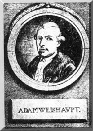 Adam Weishaupt, fundador.