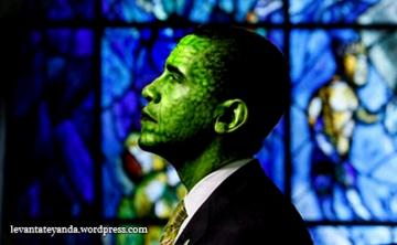 Obama Reptiliano