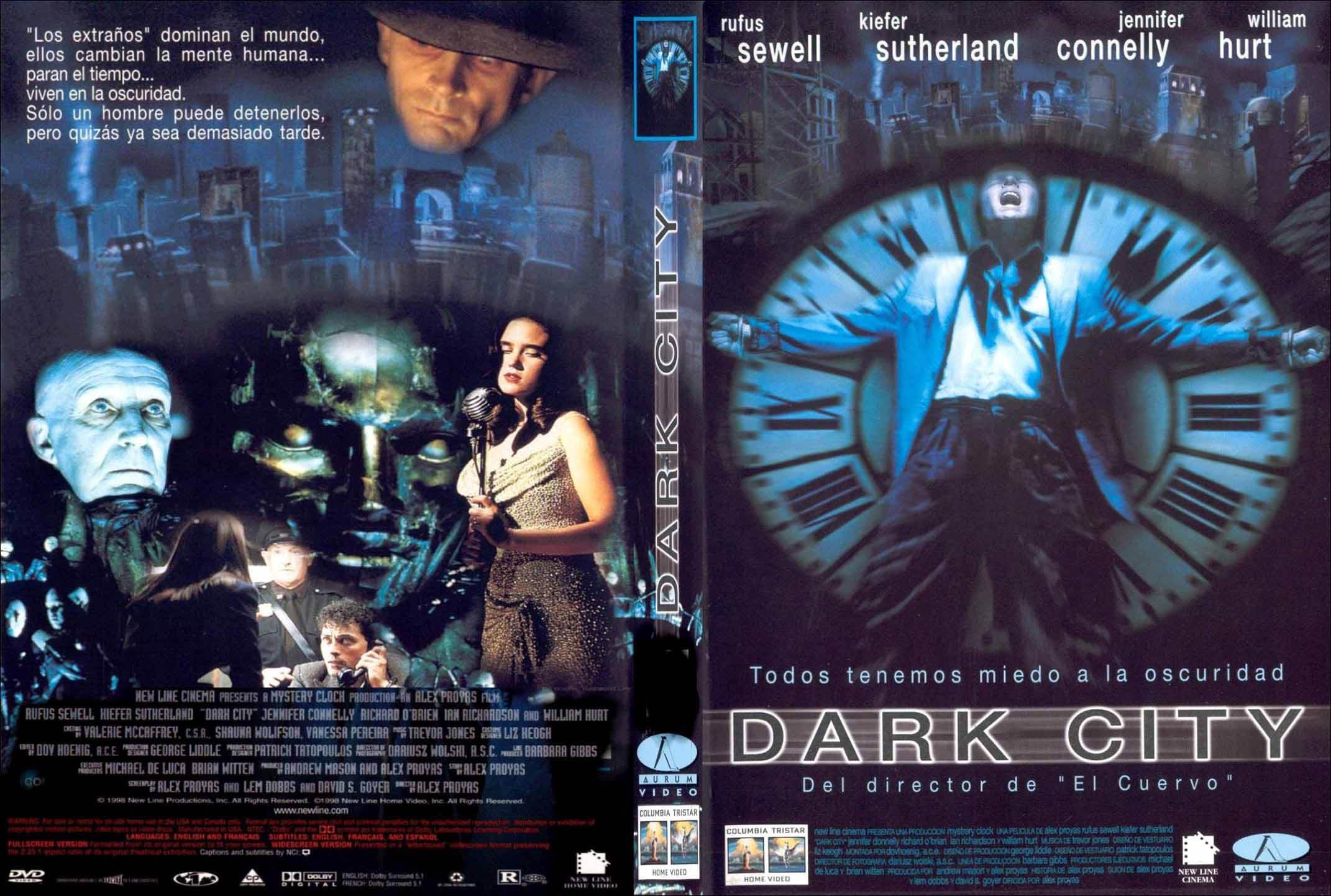 [Recomendación] 3 películas de estética cuidada y oscura (cine negro, ficción,..) Dark-city-frontal-dvd