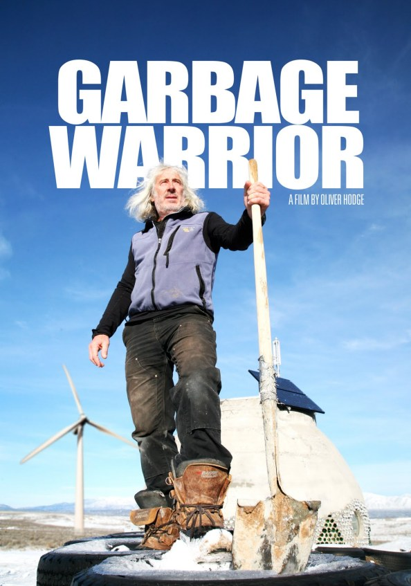 poster garbage warrior